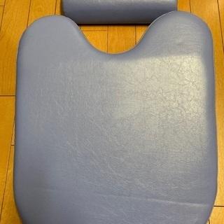【ネット決済】マッサージ用バストマット 枕