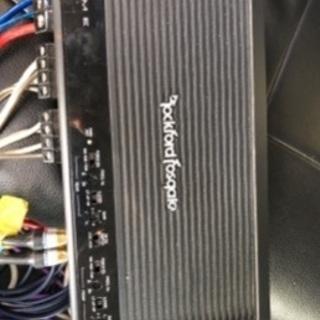 ロックフォード フォズゲート 4チャンネルアンプ R300×4