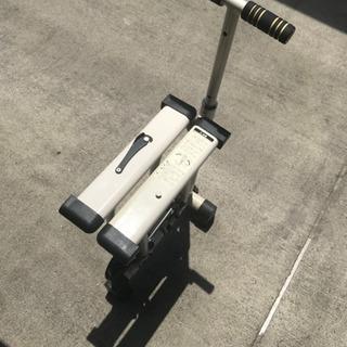 【ネット決済】運動器具 筋トレ 室内でシェイプアップ可能。