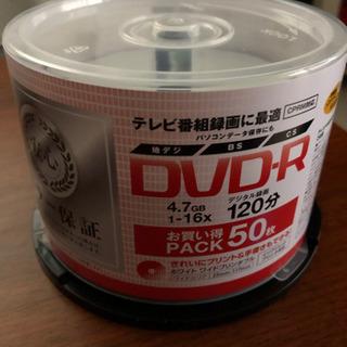 DVD-R 40枚ぐらい