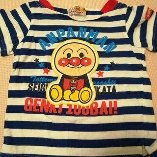 アンパンマン Tシャツ サイズ95