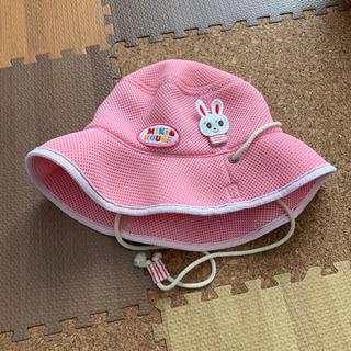 女の子 帽子 ミキハウス