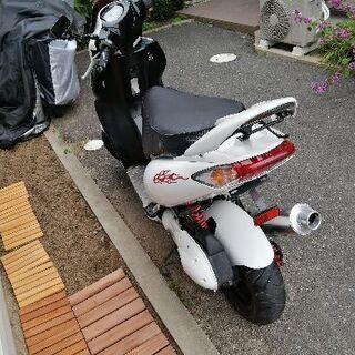 動画あり KYMCO スーパー9s 原付 スクーター 50cc 中古品 2スト 激速!7.2馬力 プロの塗装済 低走行 美品 - バイク