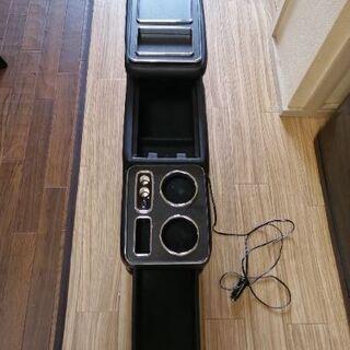 コンソールBOX シガー USB付き コンソールボックス