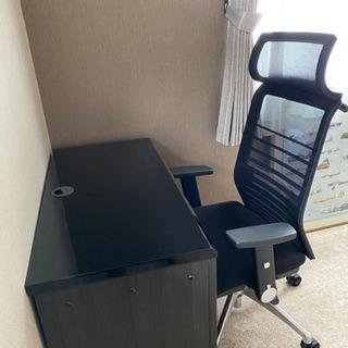 シギヤマ家具工房デスク KOIZUMI椅子 バラ売り可