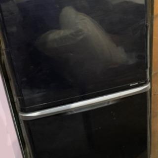 SHARP シャープ 両開き 冷蔵庫 プラズマクラスター …