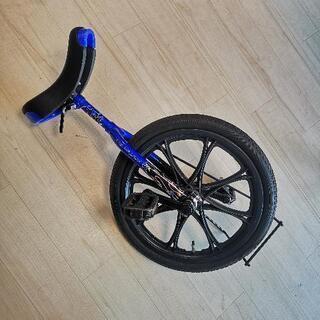 ダイワサイクル 一輪車 FIRE DRAGON ブルー