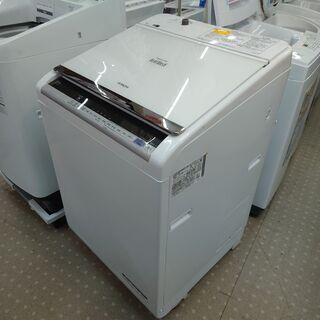 日立 2018年製 12.0kg全自動洗濯乾燥機 ビートウォッシ...