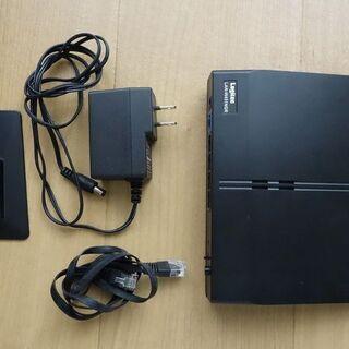 【中古】Logitec ロジテック「LAN-W451NGR」無線...