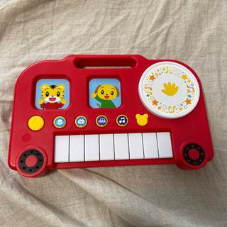 【ネット決済】こどもちゃれんじ(一歳)ピアノ型おもちゃ