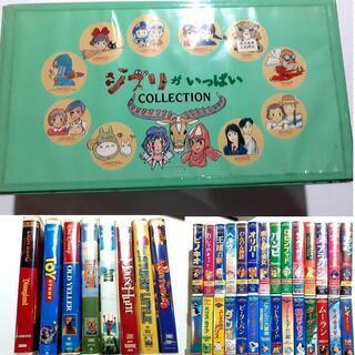 ジブリ★ディズニ-★外国版★等 中古VHSビデオテープ!