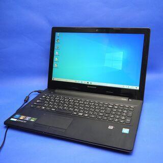 新品SSD搭載 Webカメラ  Lenovo 15.6インチ ノ...