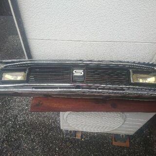 旧車 日産サニー B310型 当時物フロントグリル 【フォ…