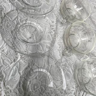 ガラスカップセット 3セット ハーブティーにオススメ😊✨