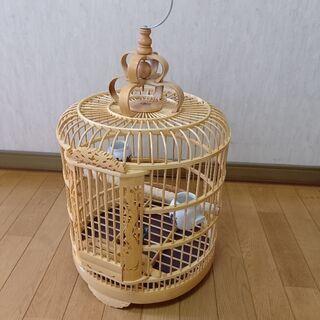 中国手作り鳥かご