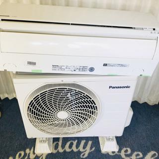 インバーター搭載✨冷暖房✨エアコン✨Panasonic✨主…