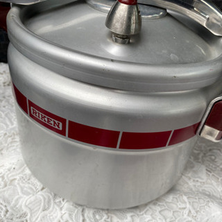 圧力鍋 ガス用
