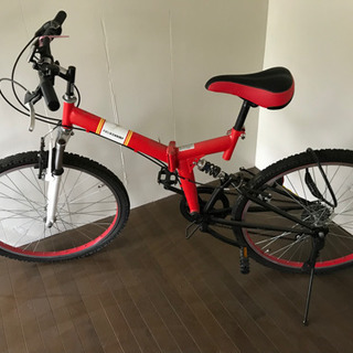 26インチ  自転車