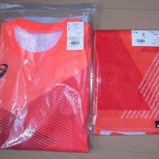 【ネット決済】オリンピック応援グッツ Tシャツとマフラータオル ...