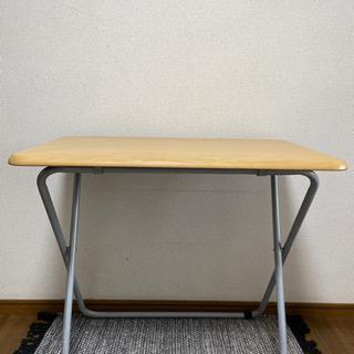 【ネット決済】折り畳み式テーブル
