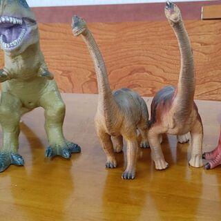 【ネット決済】恐竜フィギュア