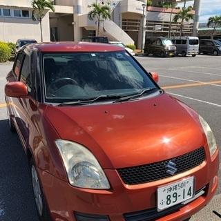 【ネット決済】値下げ!スズキスイフト、車検たっぷり!17万円