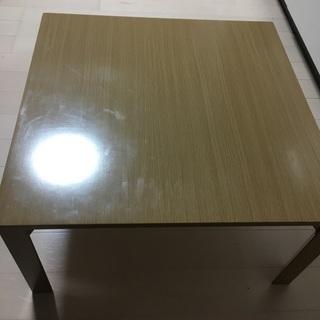 ニトリ ローテーブル 美品