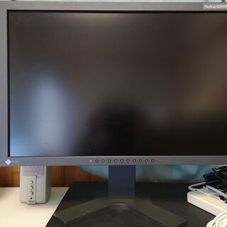 【ジャンク】PCモニター EIZO「FlexScan S2431W」