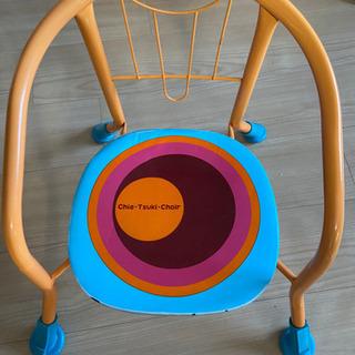 知恵つきチェア(子ども用椅子)