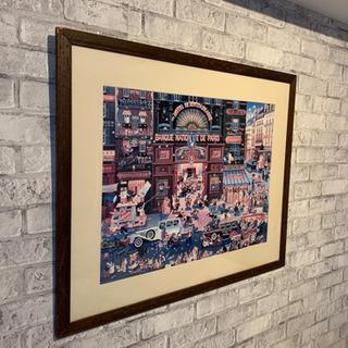 【ネット決済】絵画 壁 絵 インテリア リビング 絵 装飾画 アート