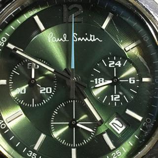 ■ポールスミス Paul Smith 腕時計■メンズ クロノグラ...