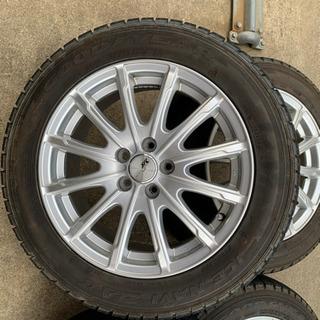 205/55R16インチアルミスタッドレスタイヤセット