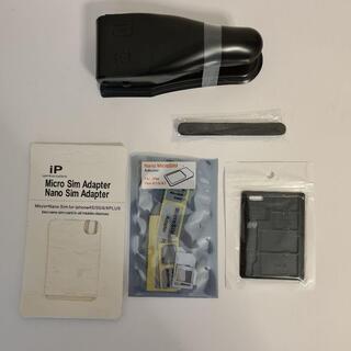 【未使用に近い】SIM カード変換パンチ