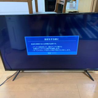【ネット決済】テレビ 40型 2019年製