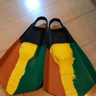 ハイドロフィン サイズ3–5 ボディボード