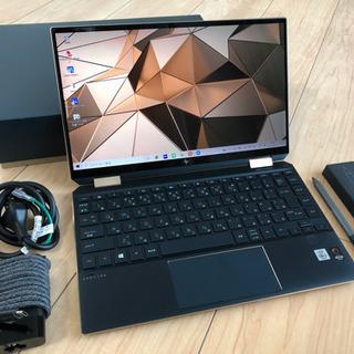 【美品】ノートパソコン、HP Spectre x360、13.3...