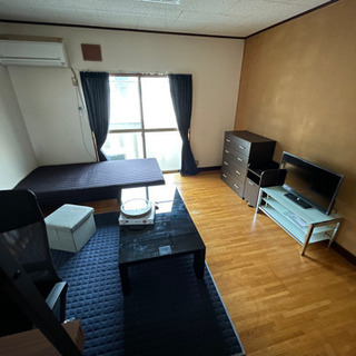 2階角部屋アパート空室