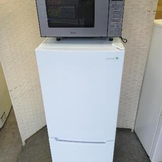 【23区配送無料】⭐ヤマダオリジナル冷蔵庫117L+ハイアールフ...