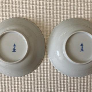 新品未使用 専山窯 有田焼 中皿2枚 お皿の断食(⑅•ᴗ•⑅)◜..°♡ - 名古屋市