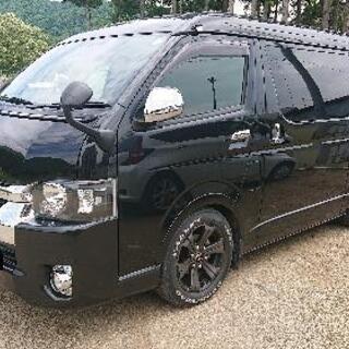 【ネット決済】ハイエースワゴン GL 4WD H29年式 590...