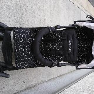 二人乗りベビーカー DUO シティHOP キンダーワゴン 日本育児