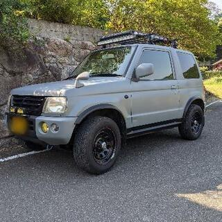 【ネット決済】パジェロミニ マニュアル 4WD ミッション MT...