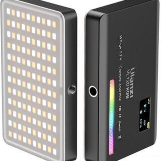 【ネット決済・配送可】Ulanzi VL120 RGB撮影ライト...