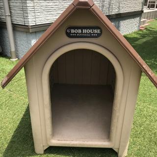 【ネット決済】犬小屋 ボブハウス(L)アイリスオーヤマ