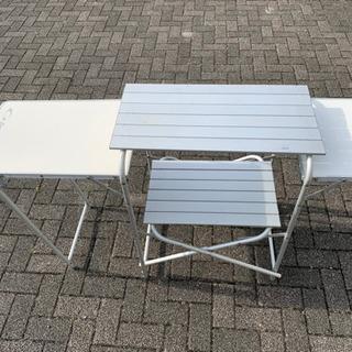 キャンパーズコレクション マルチスタンドDX テーブル