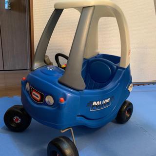 【引き取り予定者決まりました】子ども 室内用車型乗り物