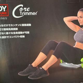 腹筋マシーン ダイエット器具 トレーニングマシン