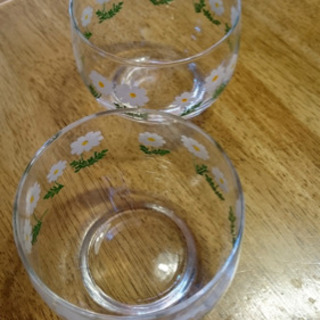 アデリア 野花のペアグラス - 生活雑貨