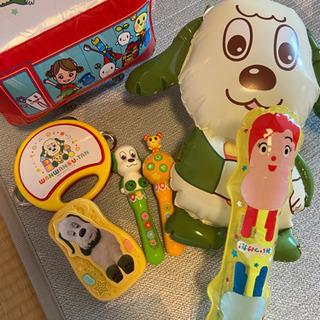 NHK わんわん おもちゃセット
