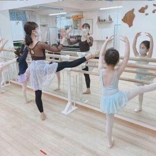 バレエ生徒募集中《2名限定》つつじヶ丘Ballet du Tut...